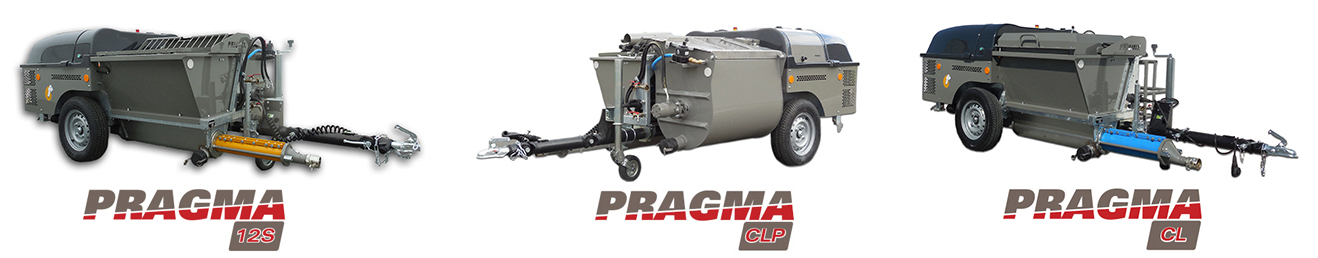 Gamme Priomix CLP