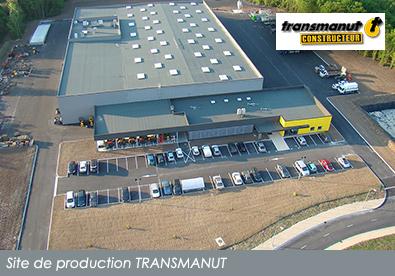 Site de production TRANSMANUT
