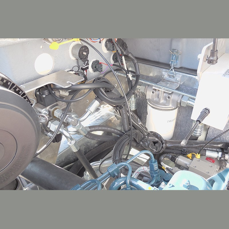 hydraulic cl machine