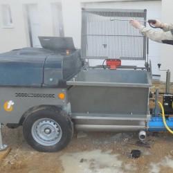 VORAX - Stripper cement, rust remover